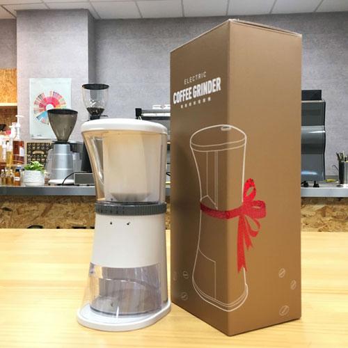 電動咖啡慢磨機